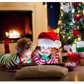 Как отметить новый год с детьми дома и вне
