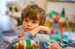 Ребенок не хочет в садик: дело в воспитании