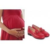 Выбор туфель для беременных