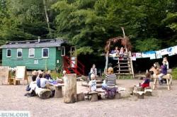 Лесной детский сад или детский сад на природе по-немецки