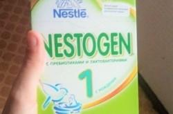 Детское питание Nestogen: кому подходит и как кормить малыша