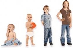 Развитие ребенка в дошкольный период