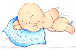 Как уложить спать младенца. Сон младенца: как его вызвать и сделать полезным.