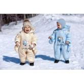 Критерии выбора детского зимнего комбинезона